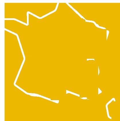 Voir la carte de la FRANCE